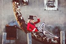 Locatie shoot 1 april - Crazy circus