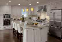 Home Expressions Cabinets / We are a Kitchen Craft Cabinet dealer. Any cabinet design you see here can be designed and supplied by us. Please drop by the store and ask for Tara for your custom design layout and competitive price quote.