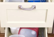 Kitchen Organizing / by Emily Smith