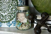 Mason Jars / by Jennifer Boley