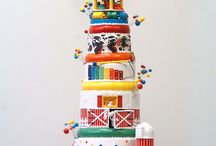 Cake ideas / Birthday cakes and cup cakes for kids