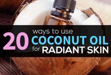 Coconut Oil!!!! / by Lindsey Miller