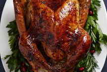 Recetas: Día de Acción de Gracias / Thanksgiving Recipes