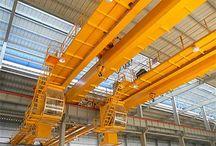 Ellsen 30 ton overhead crane with high quality for sale