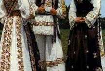 Viselet - horvát
