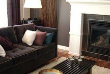 Living room paint!