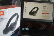 Jual JBL Harman Duet BT - Headphone Headset Bluetooth Wireless Gaming Original Black New