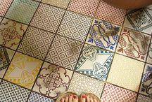 Floor coverings / by Peta Speer
