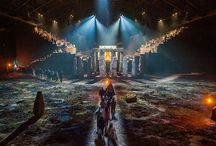 Theatre/Broadway / plays, musicals, opera, dance, shows, and the designers / by Studio Live Design