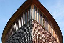 Architecture religion / prayer space