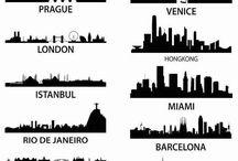 Theme - City spaces