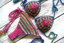 Crochê de verão