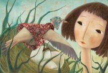 Alice in W:Manuela Adreani / Alice in wonderland (illustrator)