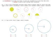 Geometria terza media