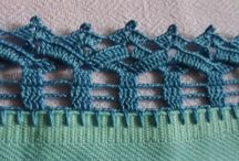 crochês