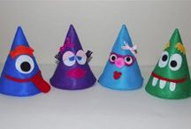 New Years Party Crafts/ideas / by Shanna Barrett