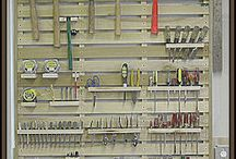 Garage Organization / by Kim Simmons