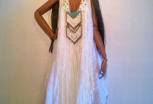 vestido lakota