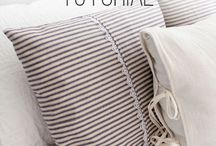 throw pillow sewing tutorials