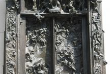 sculpture-rodin's