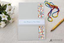 Butik Davetiye / Renkleri ve tasarımları ile özel tasarım butik davetiyeler...