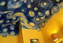 muros pintados