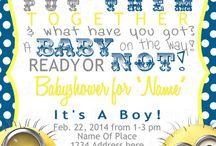 minion babyshower