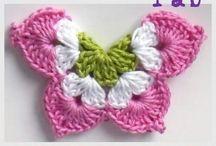 flores y mas al crochet