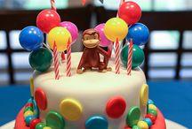Colton's 3rd birthday / by Andrea Glisson