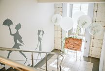 Wedding Decor Big Balloons / Идеи для оформления свадьбы большими воздушными шарами | свадебный декор зала | фотозона | оформление шарами by TolstiyAngel | wedding decor elegant