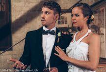 Editorial-Shootings / Kooperationen mit verschiedenen Kreativen & Dienstleistern der Hochzeitsbranche