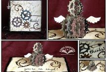 Steampunk craft / Art and craft projects that related to Steampunk.