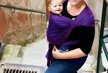 Baby Wearing / by Courtney Schaefer
