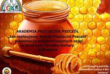 GOK Będzino Akademie Przyjaciół Pszczół