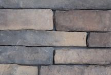 Stacked Ledge Stone / One of the newest profiles from Kodiak Mountain Stone is the Stacked Ledge Stone. For those who like the look of the stacked stone but do not want a panel system the individual pieces of the Stacked Ledge Stone are a great option. visit www.KodiakMountain.com