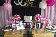 Fiesta Chanel / Fiesta chanel, ideal para celebrar los cumpleaños de mujeres entre los 15 y 40 años.
