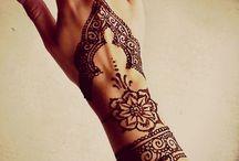 flower hennas
