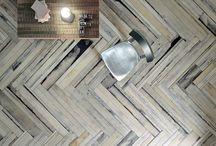 Wood-look