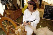Spinnworkshop mit Roma Mukherjee in Essen