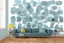 Wallpaper murals / Beautiful wallpaper murals. Easy to hang and hard-wearing wallpapers that transform your space. Made in the UK, shipped world-wide.