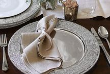 Kitchen & Dining Wares / Kitchen & Dining goods - dishes, glassware, flatware, serving, accents / by Lisa Stec
