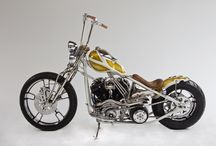 Bad ass bikes / Motorcycle's / by Chris Neal