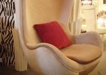 Fabric egg Chair / Egg Chair