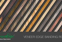"""AdvantEdge : Superior Veneer Edging Solutions / To reinforce our """"pioneer"""" position in the Indian veneer industry, we have now launched our all new veneer edge banding in continuous roll form under the brand name 'AdvantEdge."""