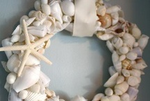Whimsical White Christmas on the Beach / Imagining a whimsical white Christmas on the beach ... with a dash of make believe