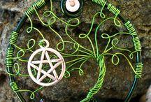 Hand Crafted Pagan Makes