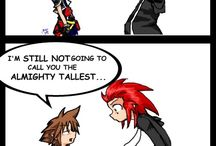 Kingdom Hearts *~*