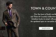 Dress Like A Lord: Our Town & Country Collection