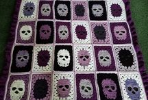 Purple Crochet Blanket Ideas