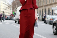 Street Style / by Wesley Pomatto